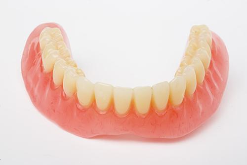 入れ歯は人生三番目の歯